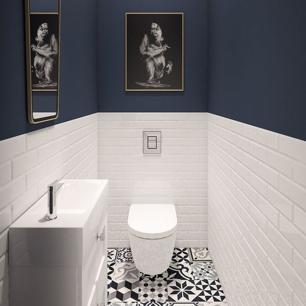 Awesome Toilettes Decoration Pictures - House Interior ...