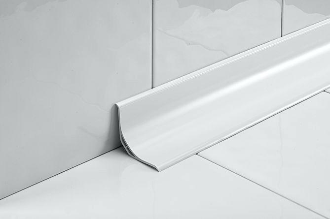 Comment Poser Une Baguette De Finition Carrelage Mural Comment La Poser Entre Le Mur Et Le Plafond
