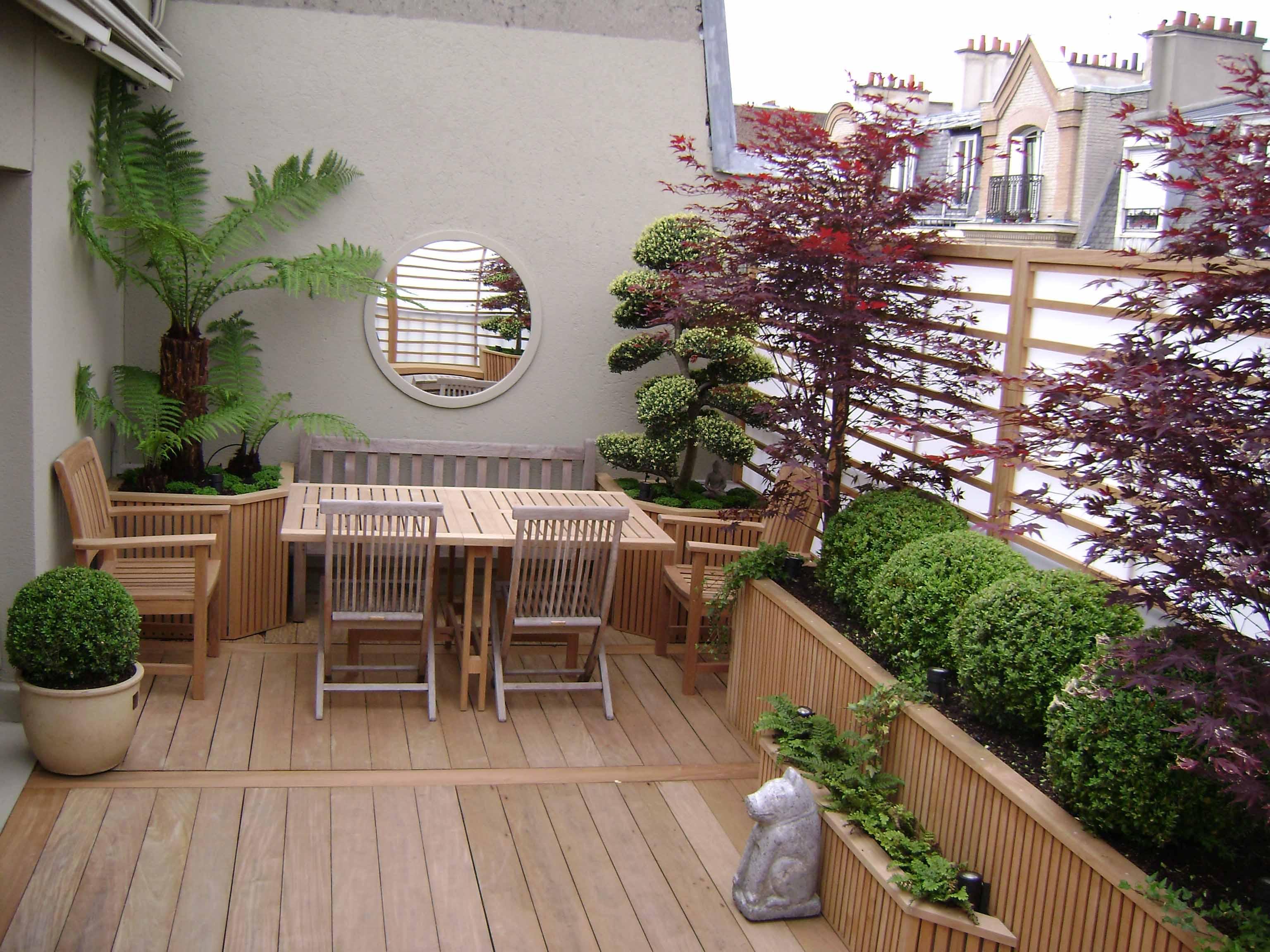 Comment Cacher Sa Terrasse comment décorer sa terrasse ? : que faire pour réussir sa